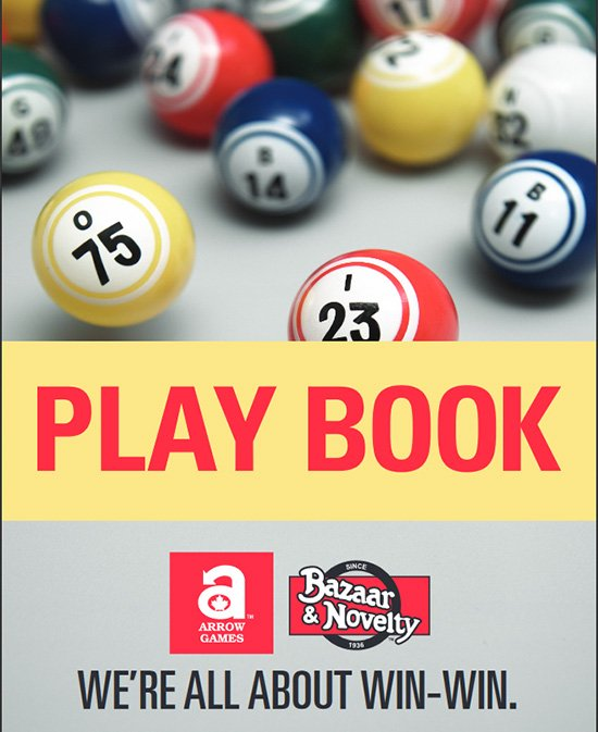 Bingo Play Book