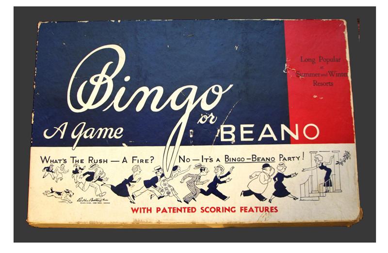 Original Bingo Beano Game