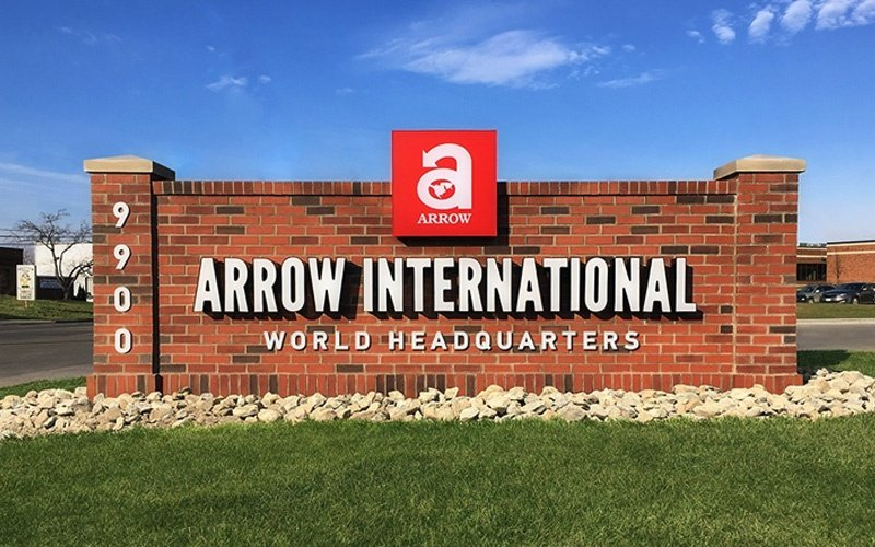 Arrow International Headquarters in Cleveland, OH