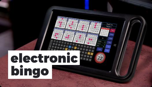 Electronic Bingo