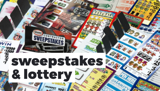 Sweepstakes & Lottery
