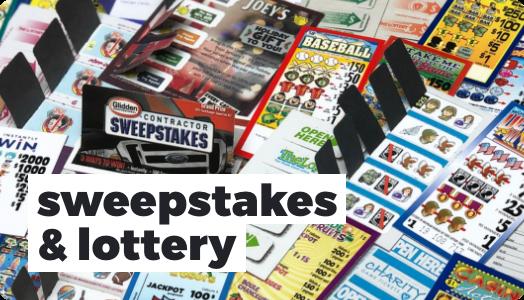 Bingo Paper | Pull Tabs | Ink Daubers | Charitable Gaming