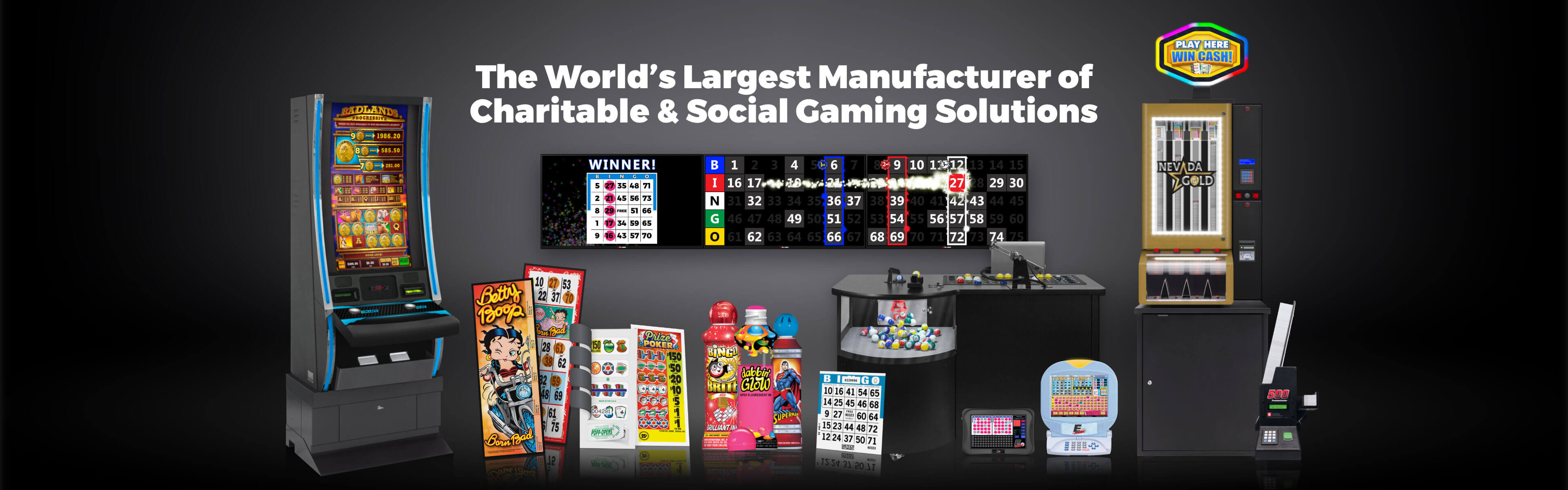 Charitable Gaming Solutions