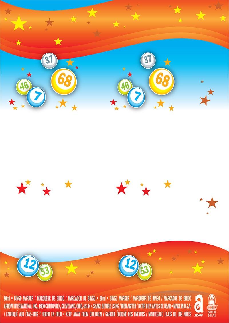Bingo Balls / Stars
