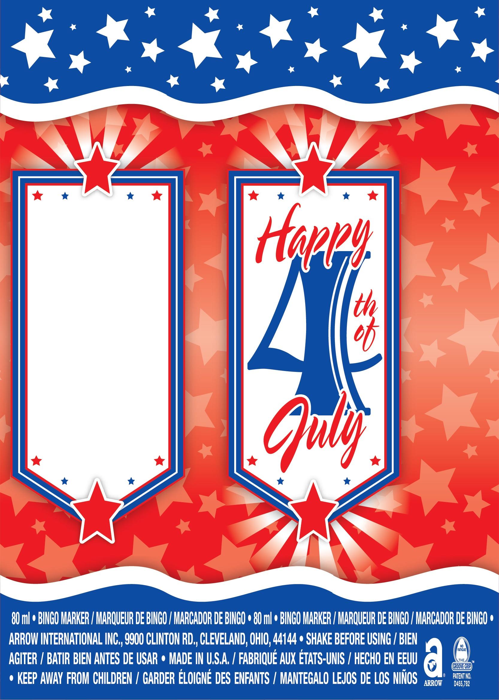 Happy 4th of July / Stars