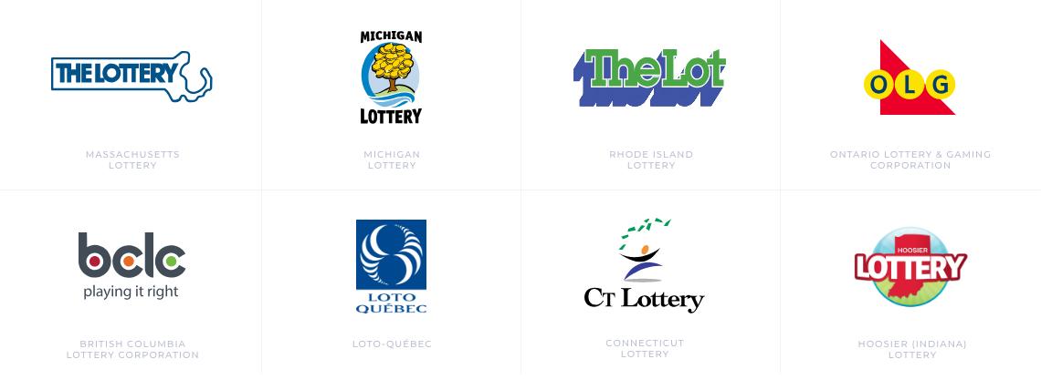 Lottery Partner Logos